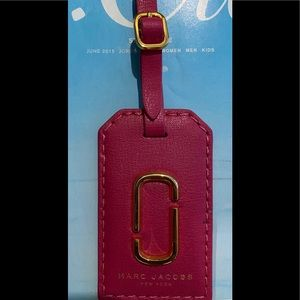 Marc Jacobs Luggage tag